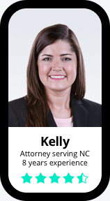 Kelly Attorney serving NC 7 years experience