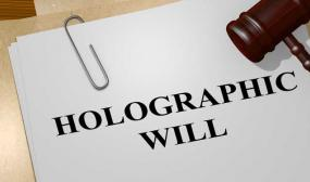 Are Holographic Wills Legal in California?